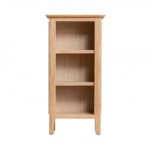 Woodley Small Narrow Bookcase