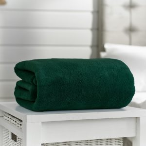 Deyongs Snuggle Touch Throw 140x180 Forest
