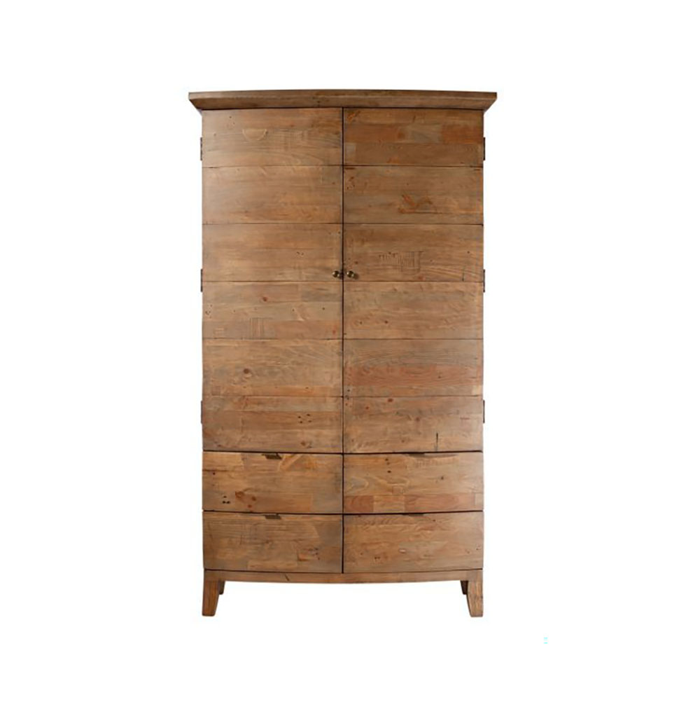 Bahamas Large Double Wardrobe
