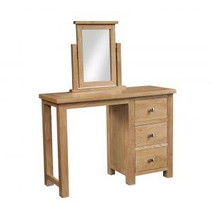 Maiden Oak Dressing Table Mirror