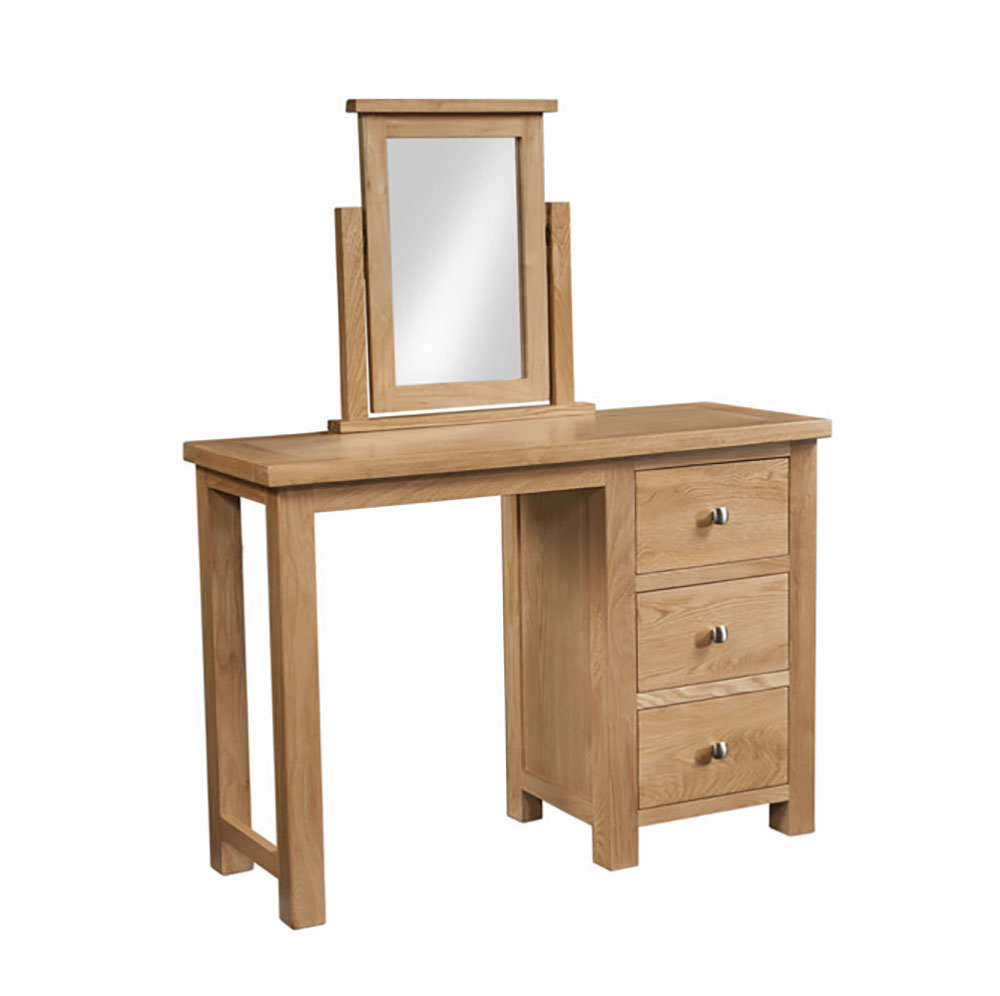 Maiden Oak Dressing Table Mirror
