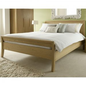 Malmo 5ft Double Bedstead - WN27 (150cm)