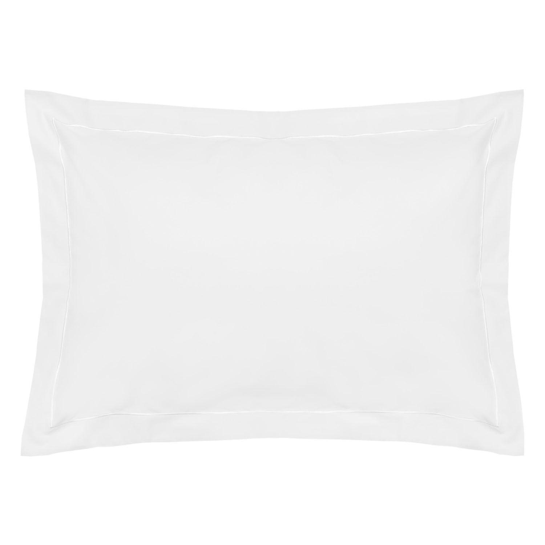 Belledorm 200 Thread Count Polycotton Oxford Pillowcase White