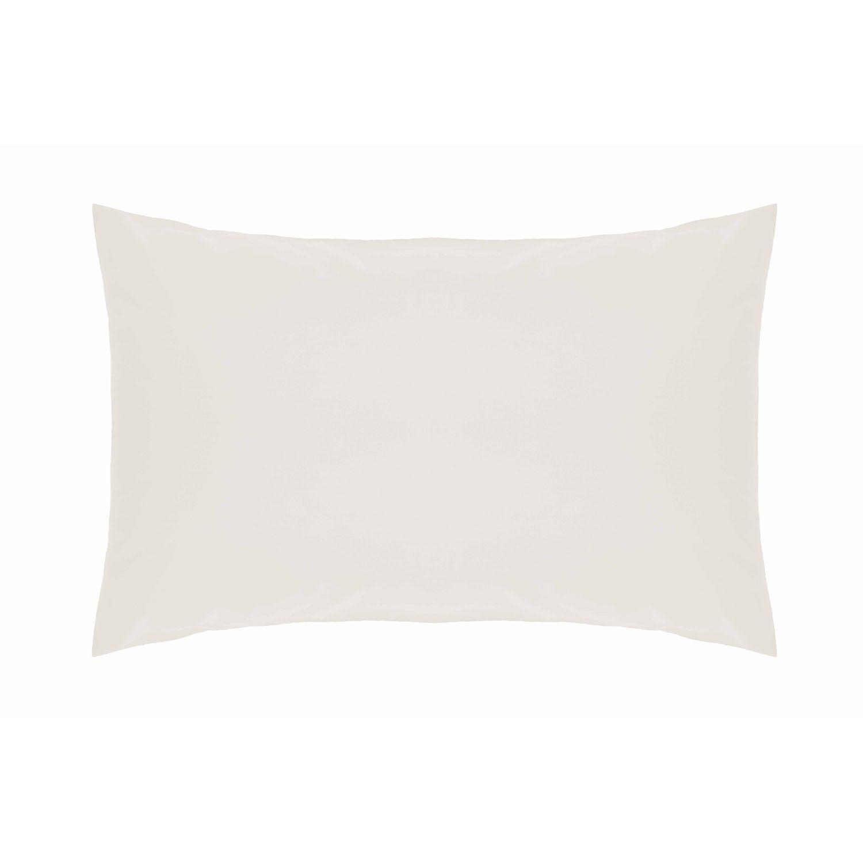 Belledorm 200 Thread Count Polycotton Pillowcase Ivory