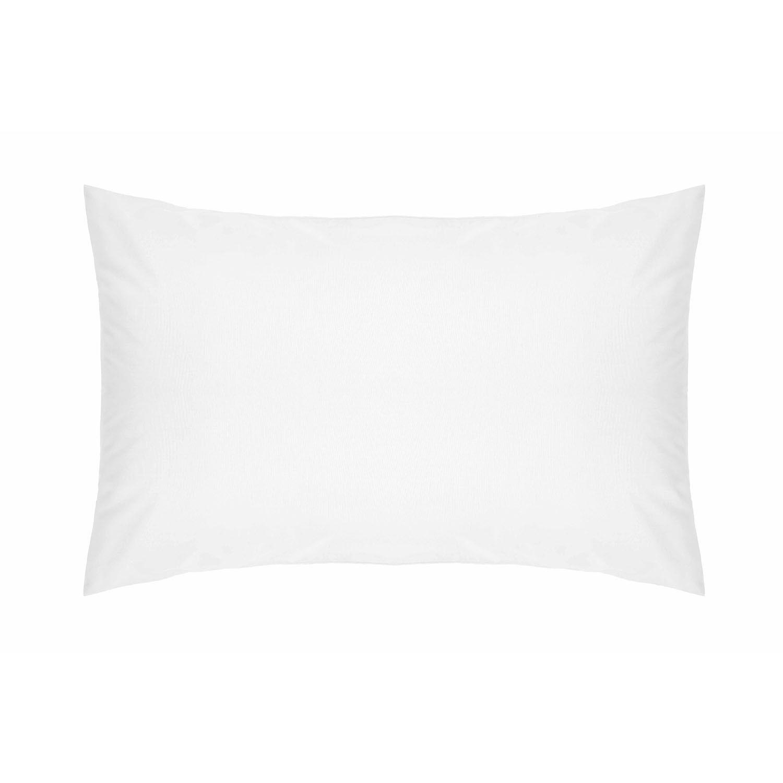 Belledorm 200 Thread Count Polycotton Pillowcase White