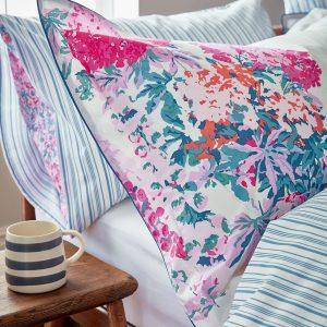 Joules Cottage Garden Oxford Pillowcase