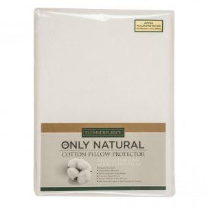 Slumberfleece Cotton Pillow Protector