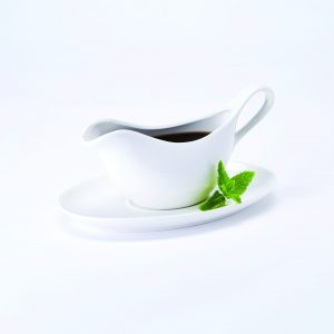 Serveware Gravy Boat and Stand