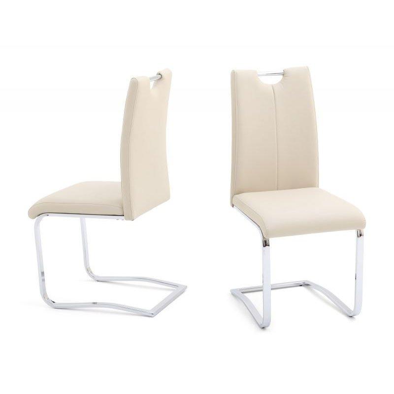 Riga Dining Chair Cream