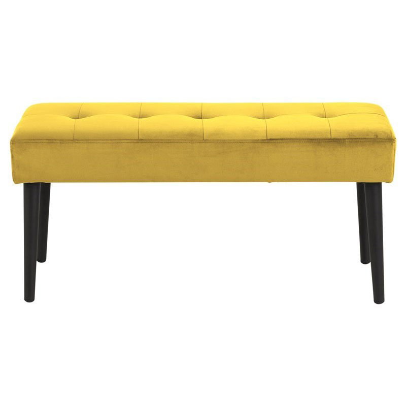 Grace Bench - Yellow