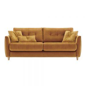 G Plan Nancy Large Sofa Double