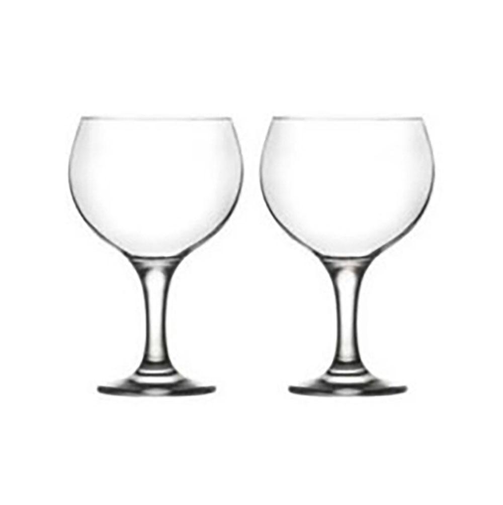 LAV Set of 2 Gin Glasses