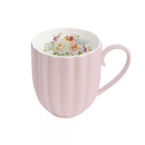 Jardin Royale Pink Mug 300 ML