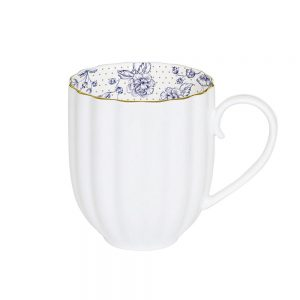 Blue Peonies Mug 300ML