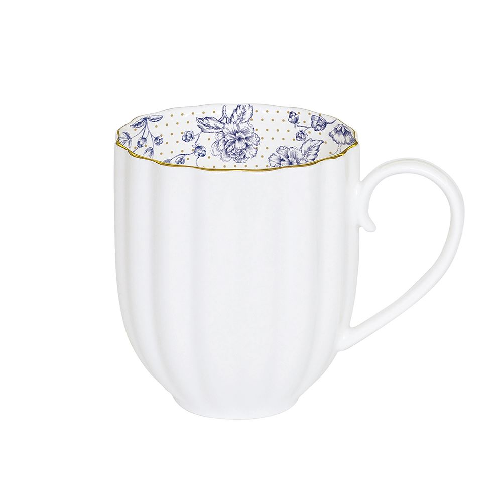 Blue Peonies Mug 300ML