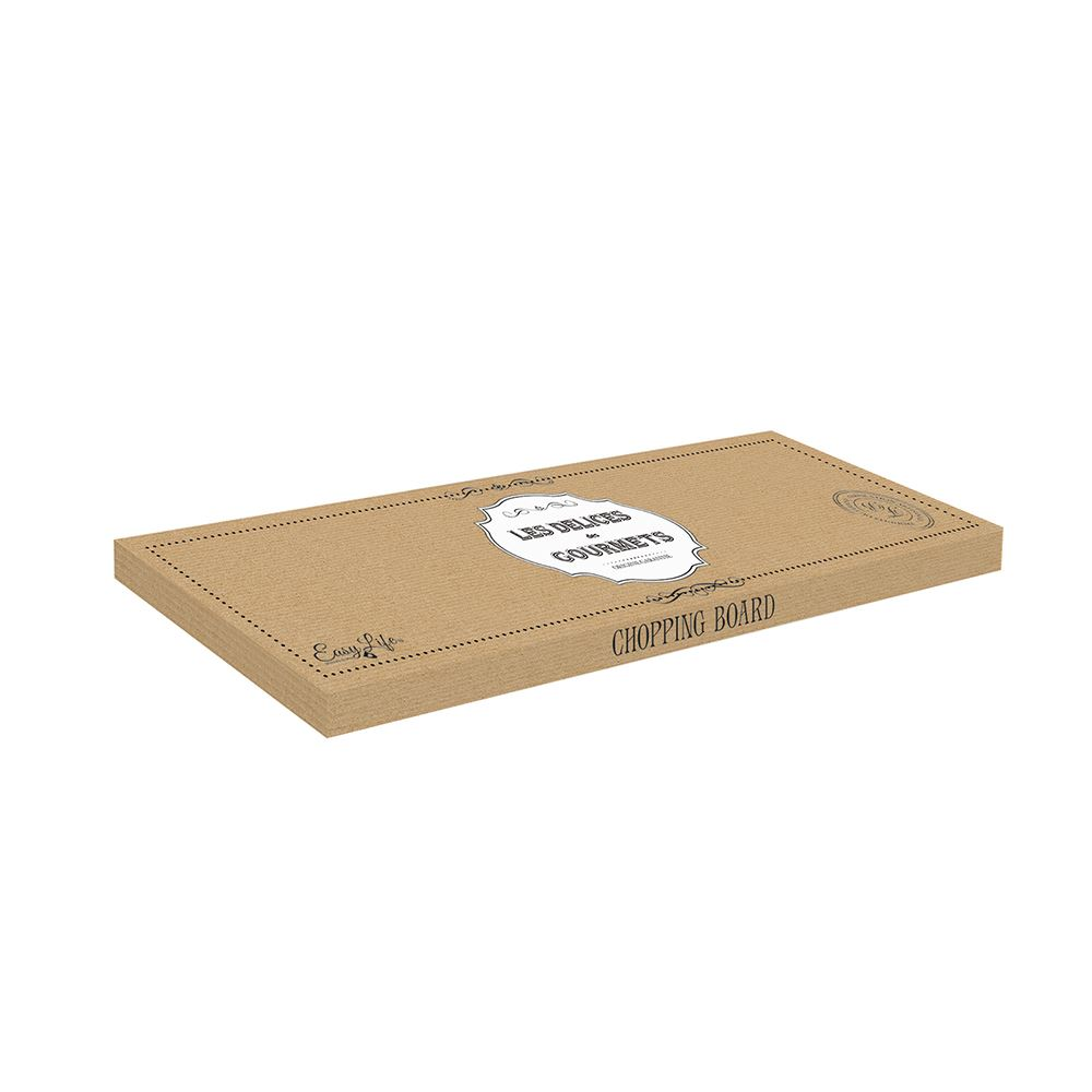 Les delices des gourmets -  Cheese Serving Board 40 x12 cm