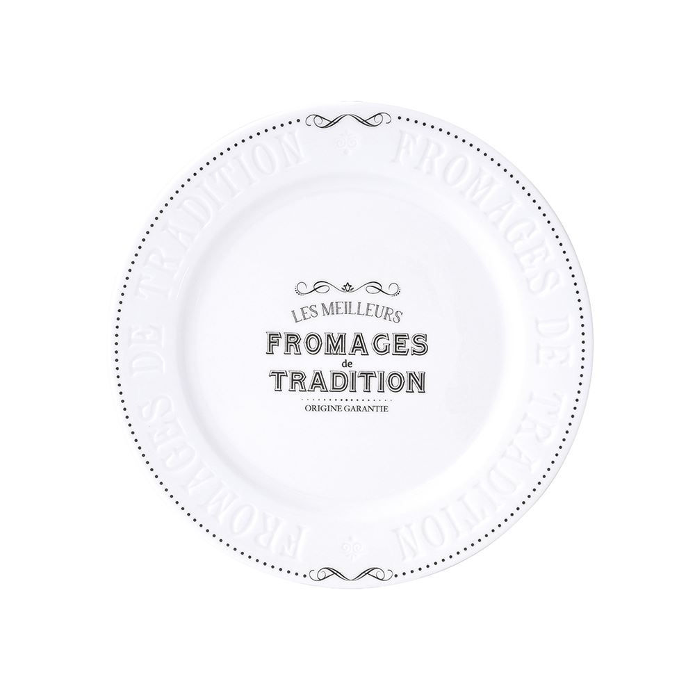 Les delices des gourmets - Cheese Plate 19cm
