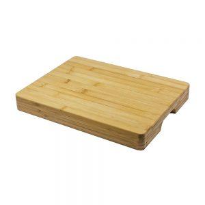 Bamboo Oblong Chopping Board 33x25x4