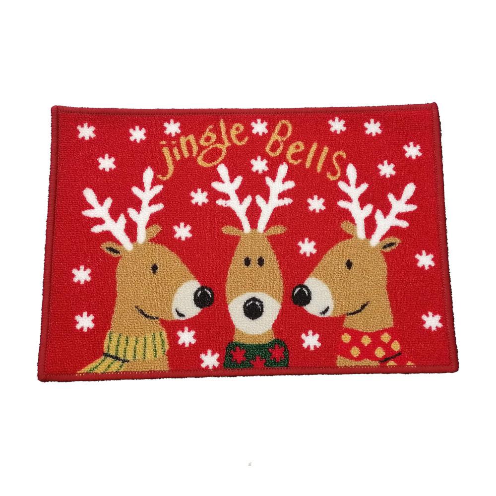 Christmas Jingle Bells Mat