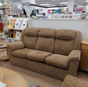 G Plan Milton 3 Seater Sofa & Recliner Chair