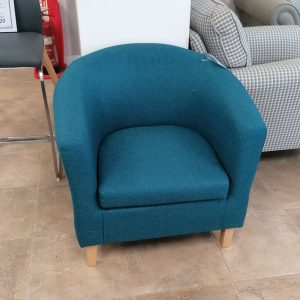 Mulberry Tub Chair - Teal