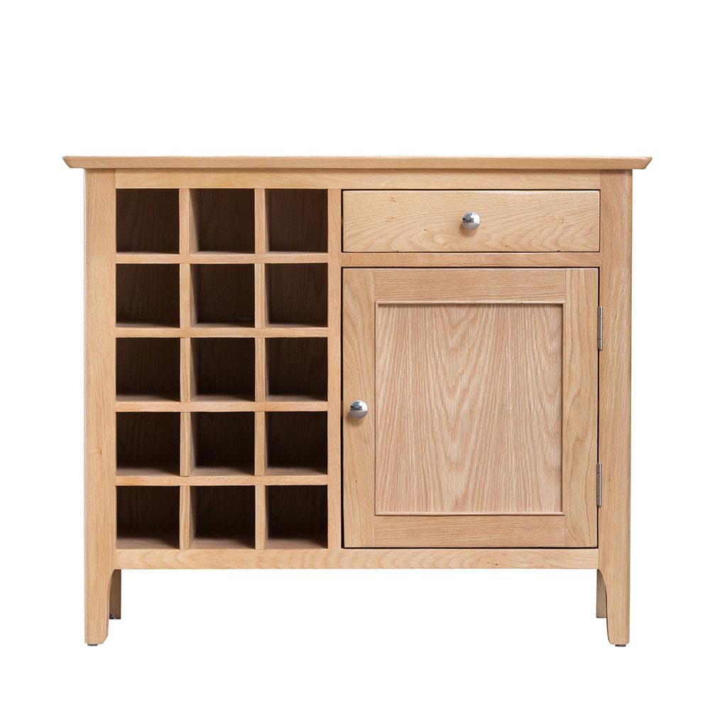 Woodley Wine Cabinet