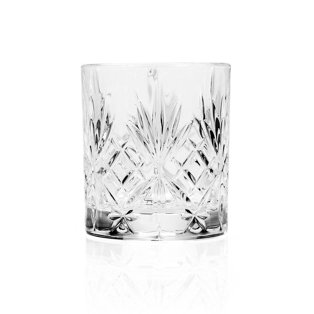 Melodia Set of 6 Whisky Glasses