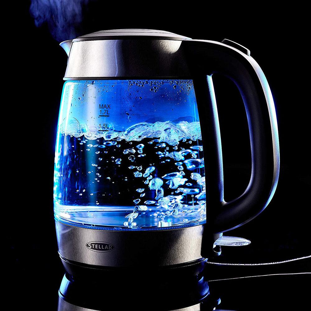 Stellar SEA35 Electrical Glass Kettle