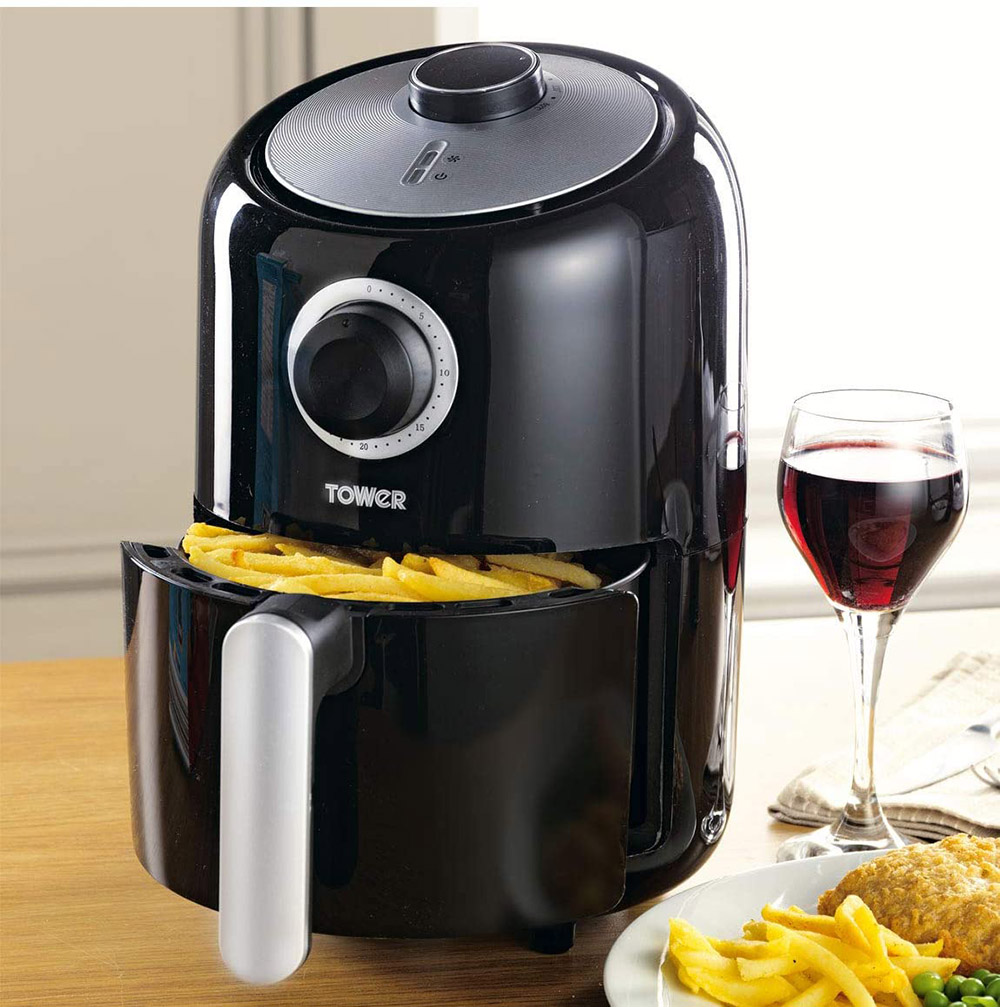Tower Compact 1.6L Air Fryer