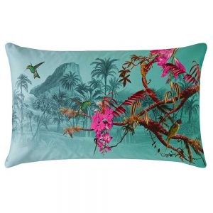 Ted Baker Hibiscus Standard Pillowcase Pair