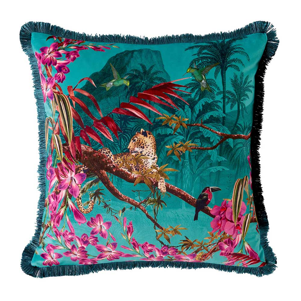 Ted Baker Hibiscus 45 x 45 Cushion