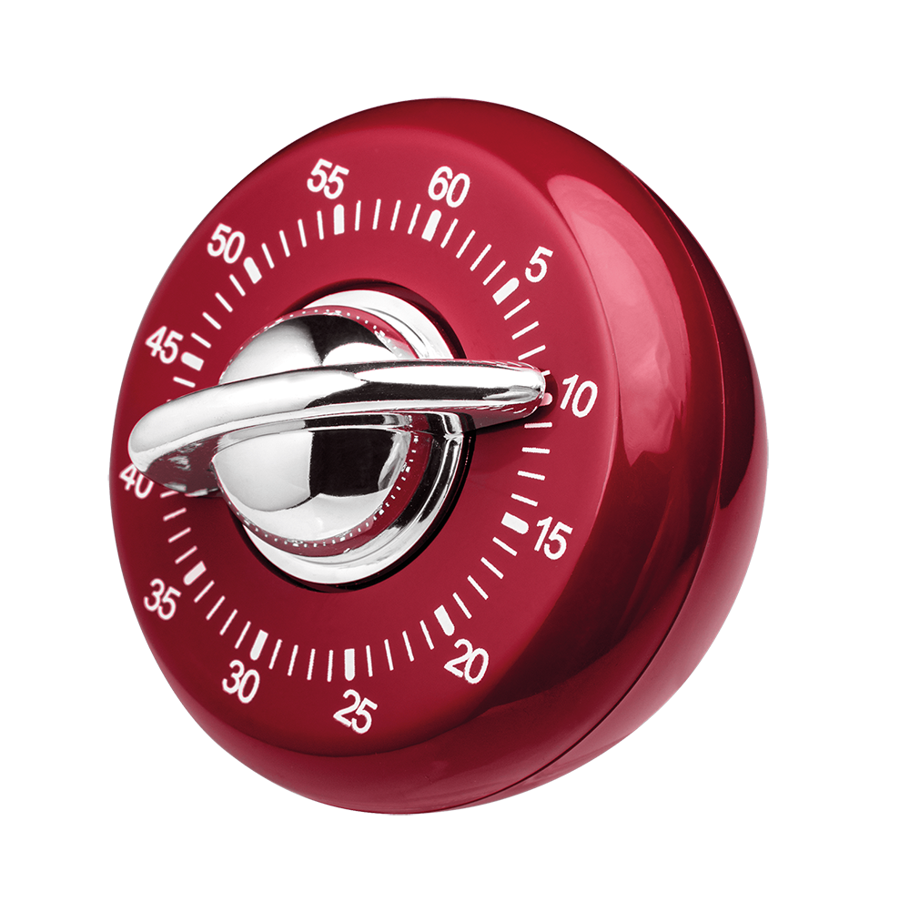 Judge Classic Timer - Red