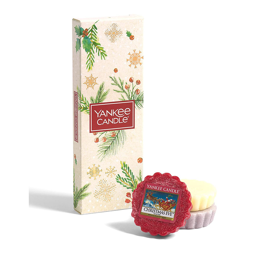 Yankee Candle 3 Wax Melt Gift Set