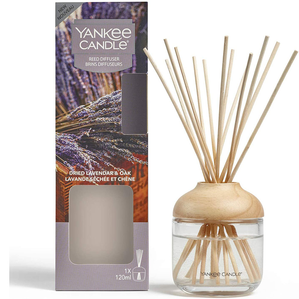 Yankee Candle Dried Lavender & Oak Reed Diffuser