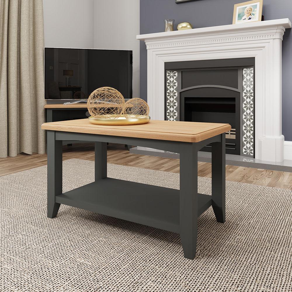 Hurstley Grey Small Coffee Table
