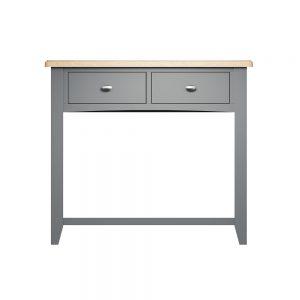 Hurstley Grey Console Table