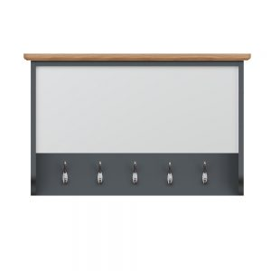 Hurstley Grey Hall Bench Top