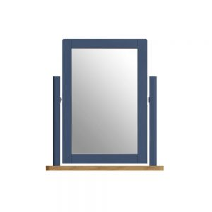 Childon Blue Trinket Mirror