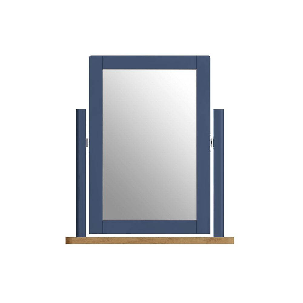 Childon Blue Trinket Mirror