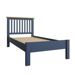 Childon Blue Single 90cm Bedstead