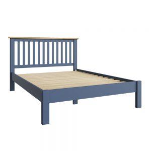 Childon Blue Double 135cm Bedstead