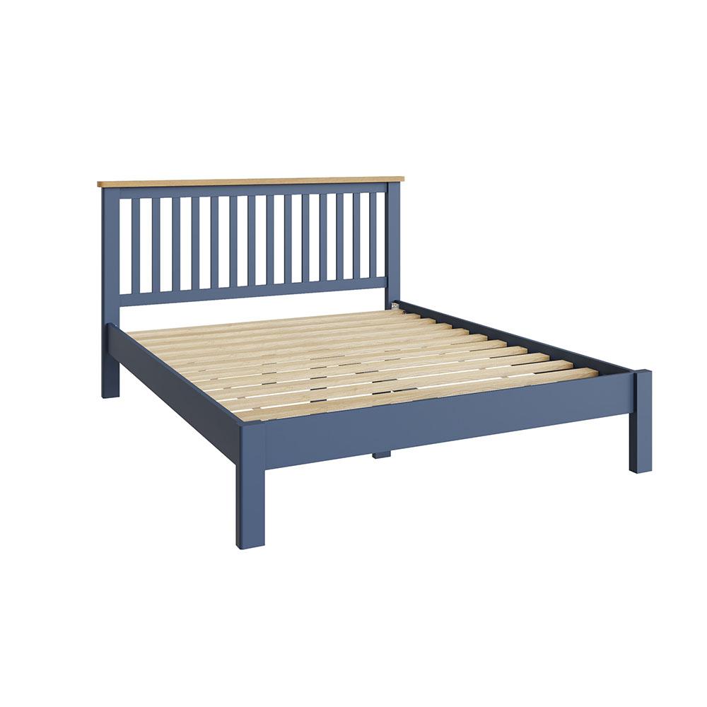 Childon Blue King 150cm Bedstead