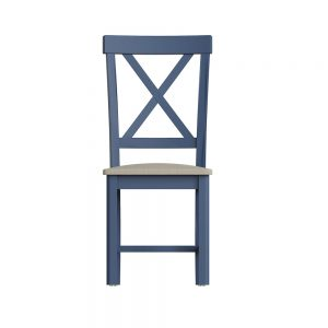 Childon Blue Dining Chair