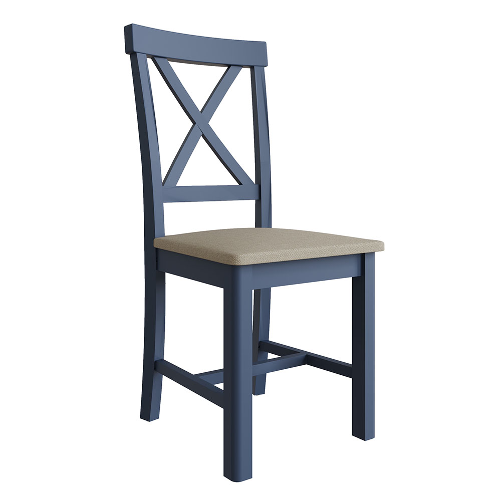Childon Blue Dining Chair