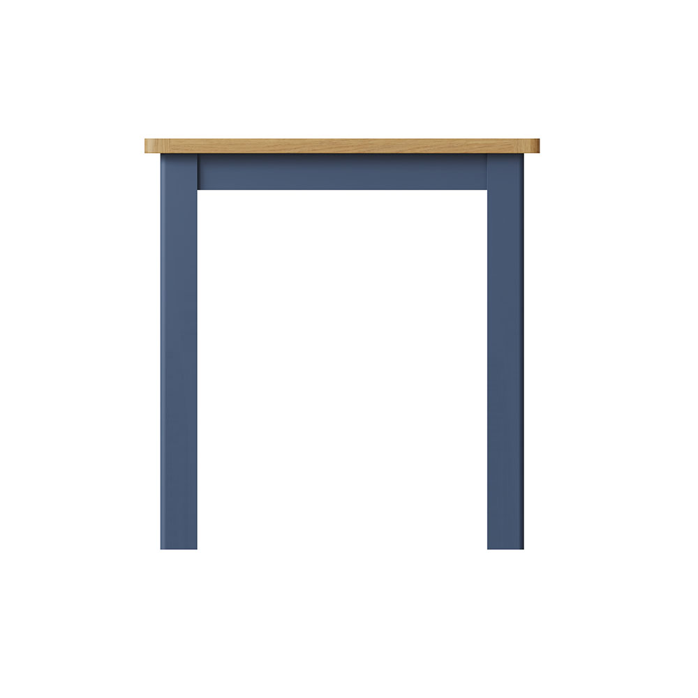 Childon Blue Fixed Top Table