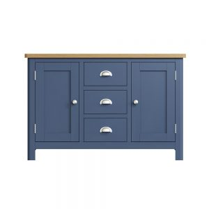 Childon Blue Large Sideboard