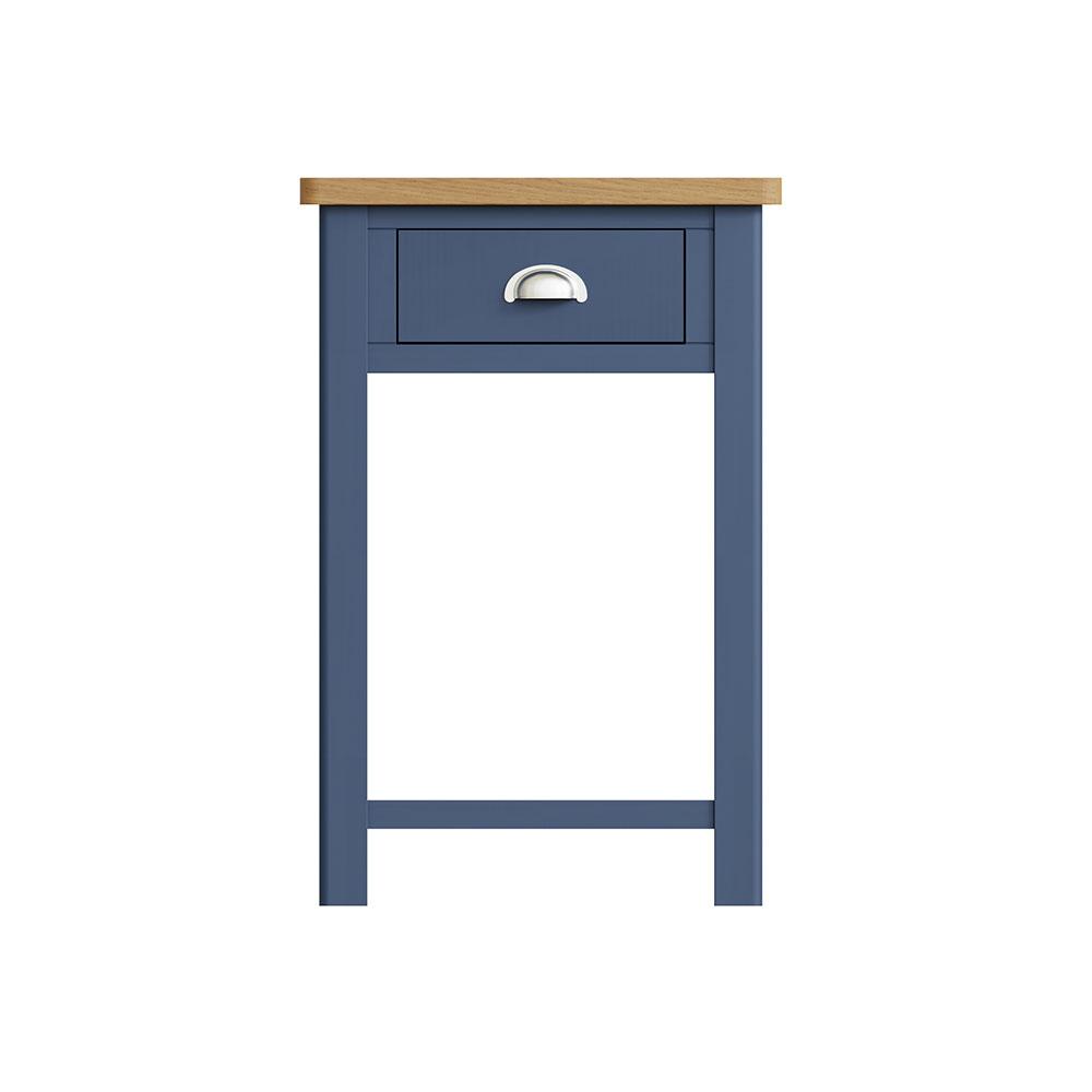 Childon Blue Telephone Table