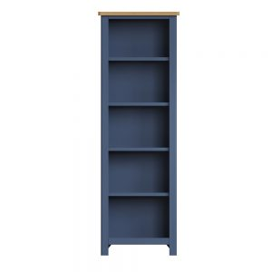 Childon Blue Large Bookcase