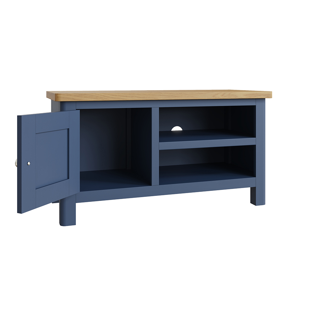 Childon Blue TV Unit
