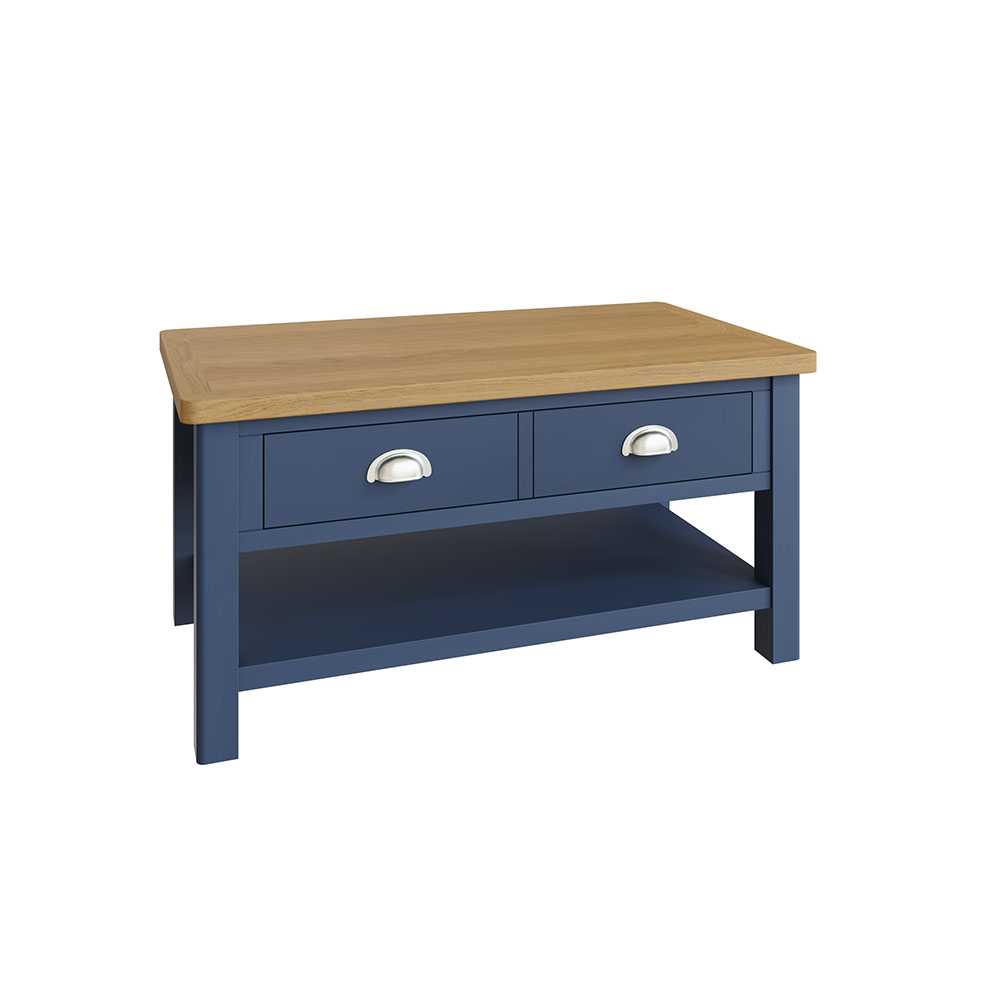 Childon Blue Large Coffee Table